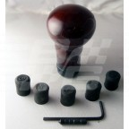 Image for WALNUT GEARKNOB PRE 1975