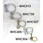 Image for Twin wire hose clip 1/2 inch- 3/4 inch