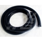 Image for DOOR SEAL BLACK FURFLEX MGB