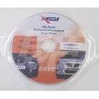 Image for MG Rover Technical info CD R75 ZT ZT 260 V8 Xpart