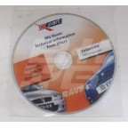 Image for MG Rover Technical info CD R25 ZR Streewise Xpart