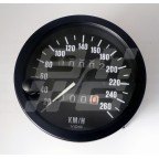 Image for RV8 SPEEDO HEAD KPH