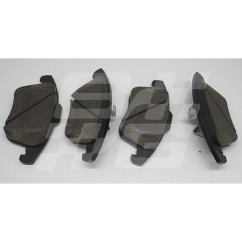 Image for Front Brake pad set MG GS