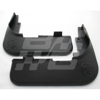 Image for MG Logo Front Mud Flaps Set of 2 MG6 GT