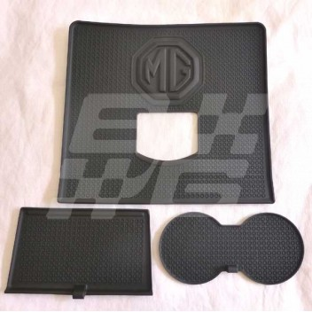Mg3 Dashboard Mat Set Mg3 Brown And Gammons
