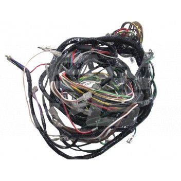 1972 mgb wiring harness main harness 1978 mgb pl/plastic - brown and gammons