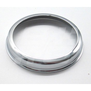 Image for CHROME RIM ROUND REAR LAMP