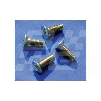 Image for BRAKE DISC SCREW FITTING KIT