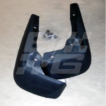 Image for FRONT MUDFLAP KIT R45 ONLY