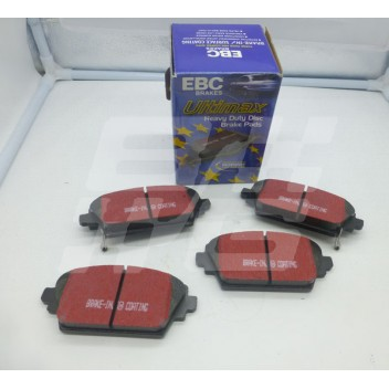 Image for DISC PAD SET FRONT ZR ZS