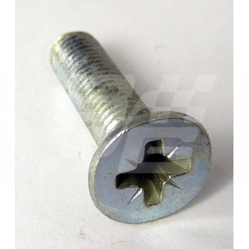 Image for SCREW 1/4 INCH UNF X 1 INCH CSK POZI
