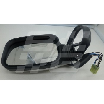 Image for Power mirror driver side LHD Platinum Silver MGF TF