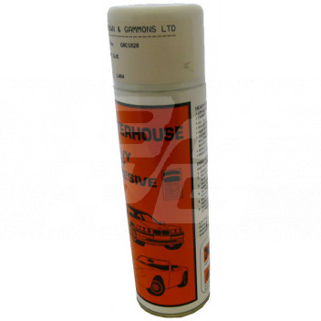 Image for SPRAY GLUE