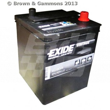 541 Type, 6V Dry Battery 154AH