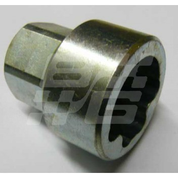 Image for Locking wheel nut key B-42