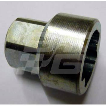 Image for Locking wheel nut key G-12