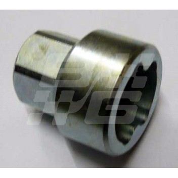 Image for Locking wheel nut key H-98