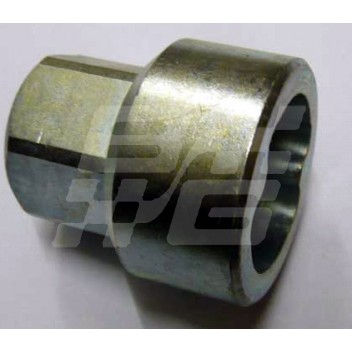 Image for Locking wheel nut key L-30