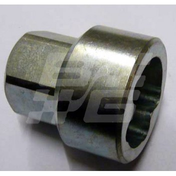 Image for Locking wheel nut key N-23