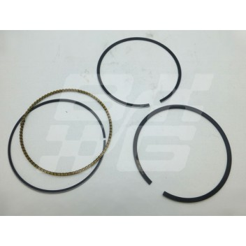 Image for Piston ring set four pistons