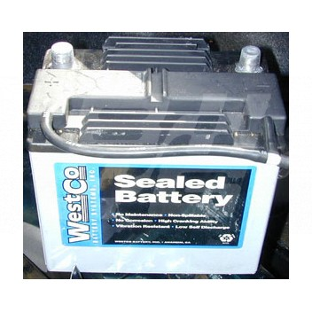Image for MX5 BATTERY