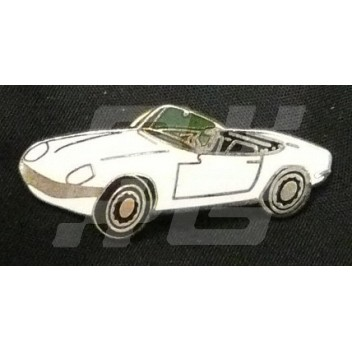 Image for PIN BADGE LOTUS ELAN WHITE