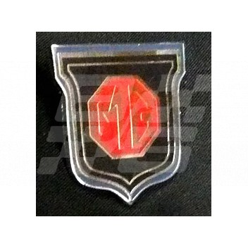 Image for MG RED/BLACK SHEILD