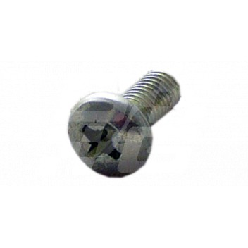 Image for POZI PAN SCREW 10 UNF X 3/8 INCH ZINC
