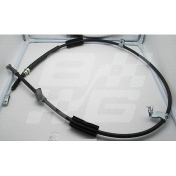 Image for Handbrake cable LH R45 ZS