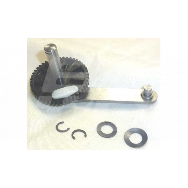 Mx5 Parts Catalogue >> GEAR WIPER MOTOR MGB GT - Brown and Gammons