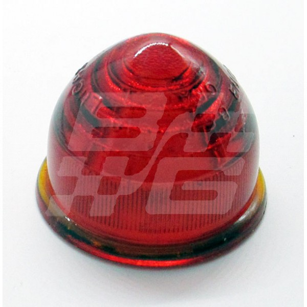 Image for LENS RED GLASS IND. MGA 1600
