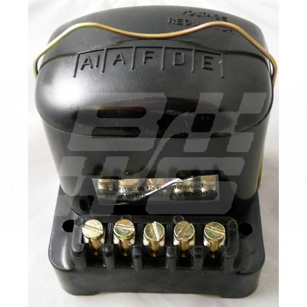control box screw type dynamo