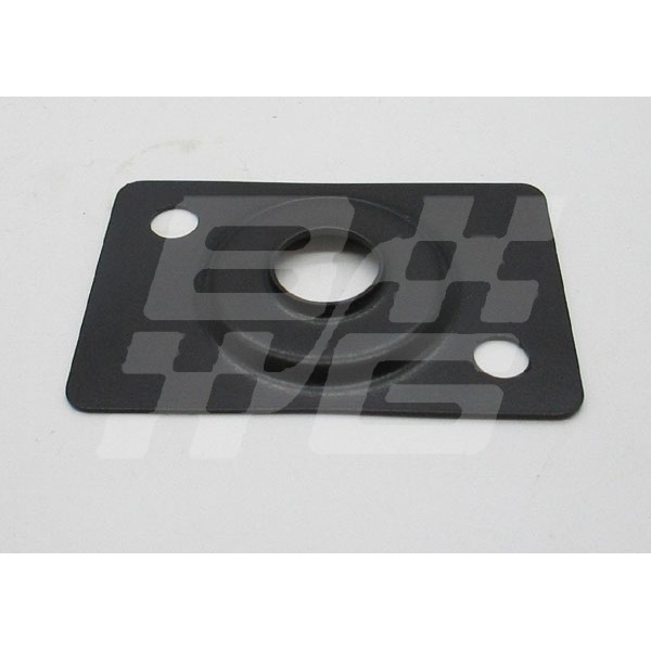 Mx5 Parts Catalogue >> Radiator top mount stainless steel in black MGF TF - Brown and Gammons