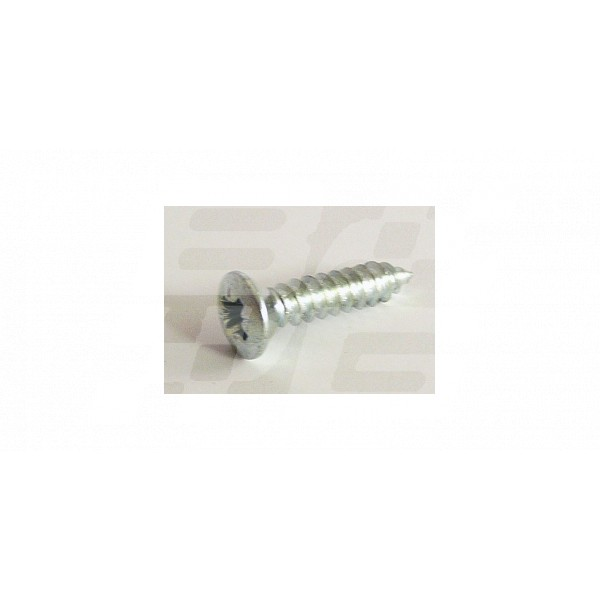 Chmr screw rsd csk no inch brown and gammons