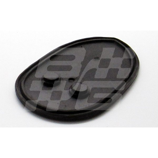 Image for REAR LAMP/PLINTH GASKET MGA