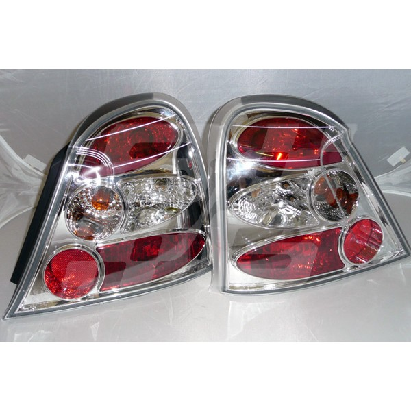 Lotus Sports Car >> Rover 75 Saloon tail light - chrome Lexus style PAIR - Brown and Gammons
