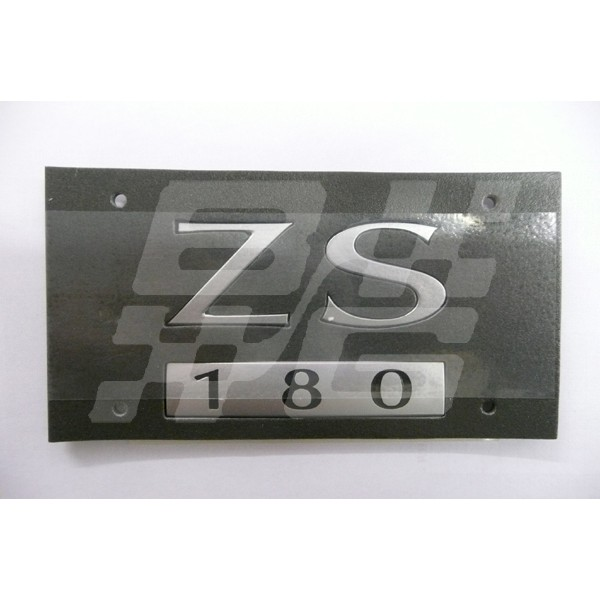 Image for MG ZS 180 REAR BADGE