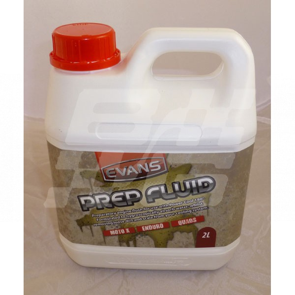 Image for Evans Power Cool Prep Fluid 2 litres