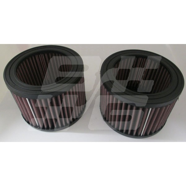 Image for K&N AIR FILTER WITH PLATE