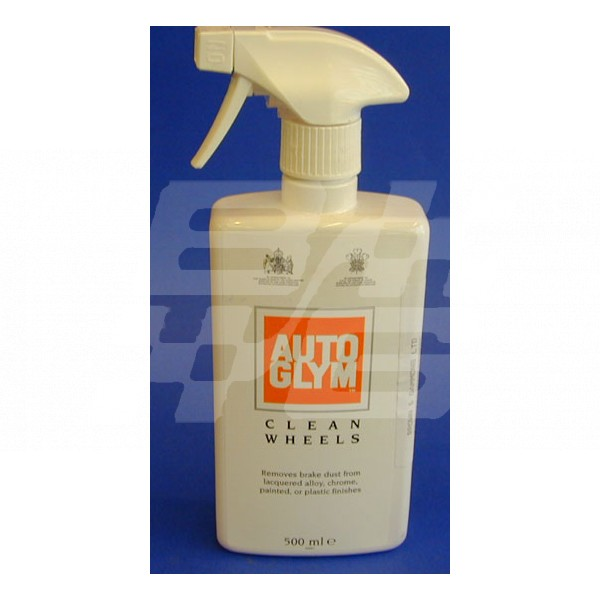 Image for AUTO GLYM CLEAN WHEELS 500ML