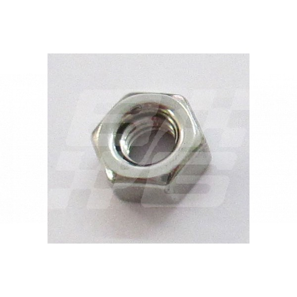 Image for Stainless steel HEX nut 10.32 UNF