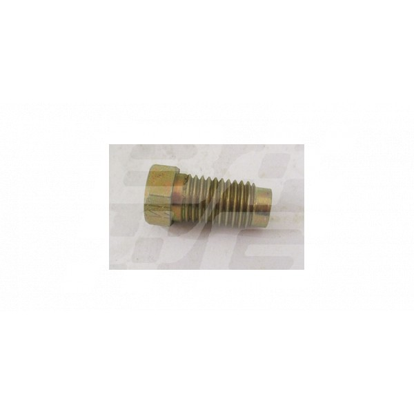 Image for BRAKE PIPE NUT