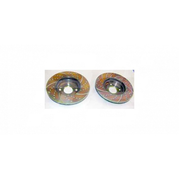 Image for MX5 FRT BRAKE TURBO DISCS 1.8