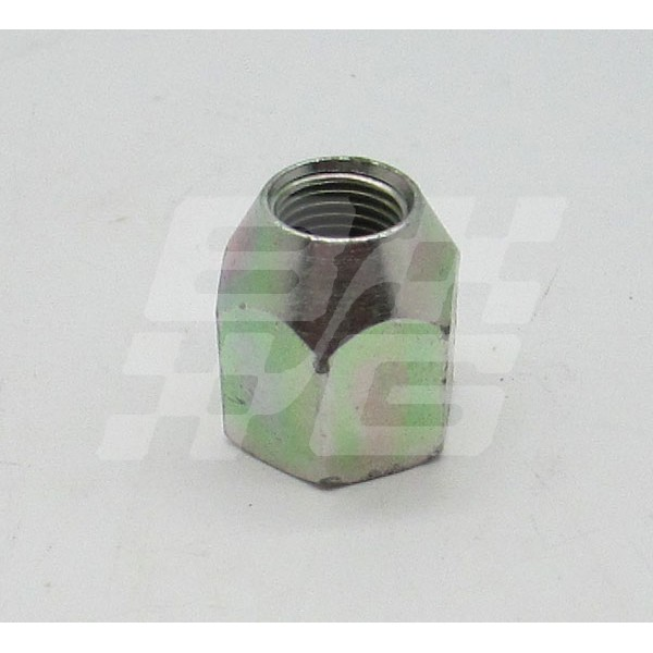 Image for Open end wheel nut XJ Jaguar XJ6