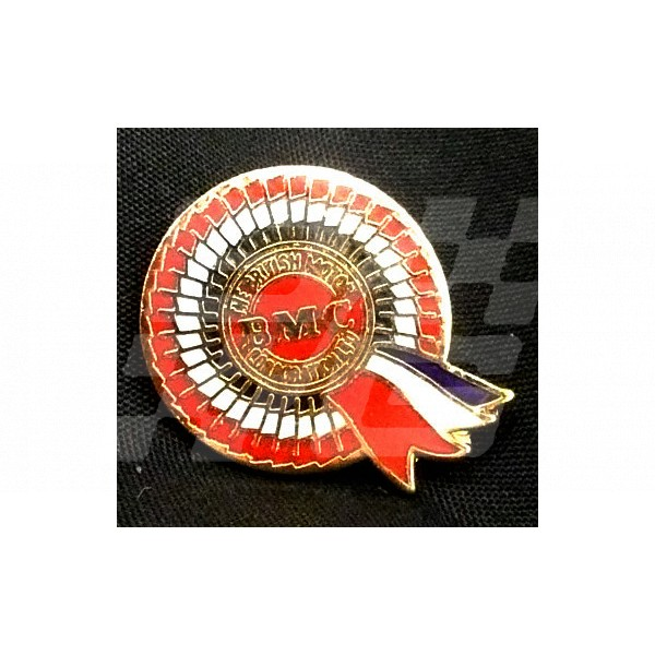 Image for PIN BADGE B.M.C. LOGO