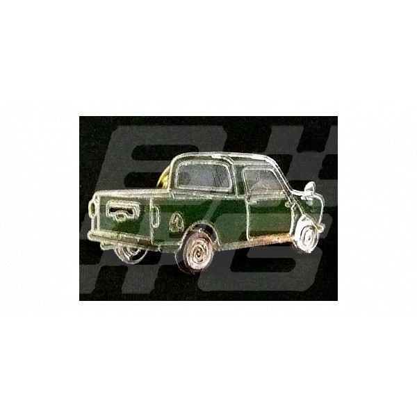Image for PIN BADGE MINI PICK-UP GREEN