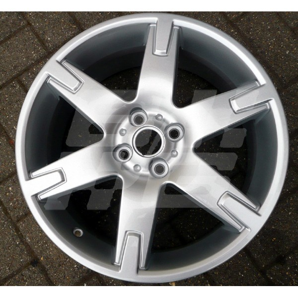 Image for Wheel 7J x 17 Alloy refurb