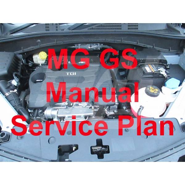 Image for BG Service Plan GS Manual
