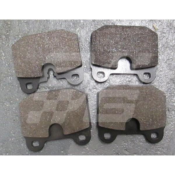 Image for Rear brake pads( no pins and clips)