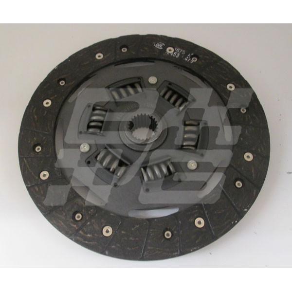 Image for Clutch plate MGF TF ZR R25